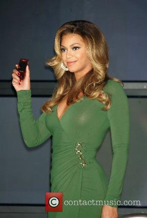 Beyonce Knowles and Samsung announce the launch of the new ' B 'Phone '  at Samsung Experience Store in...