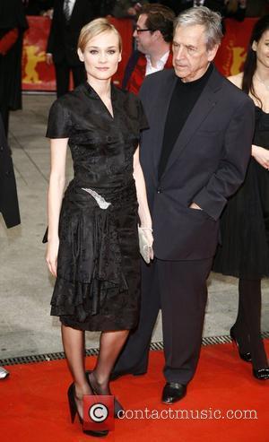 Diane Kruger and Costa-gavras