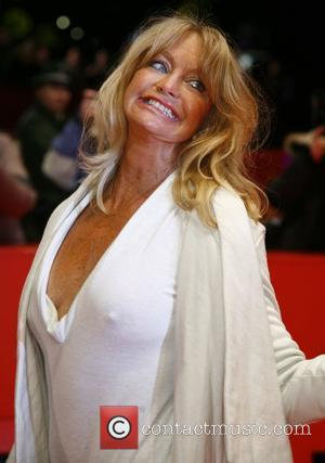 Goldie Hawn and Goldie