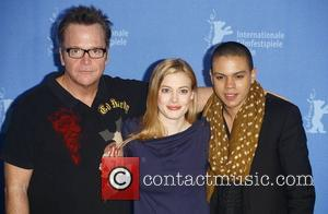 Tom Arnold, Gillian Jacobs and Evan Ross