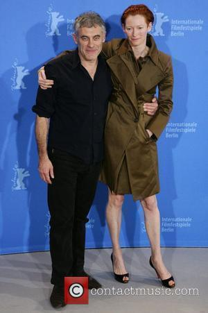 Erick Zonca and Tilda Swinton