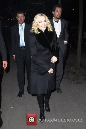 Madonna Wants President Gore