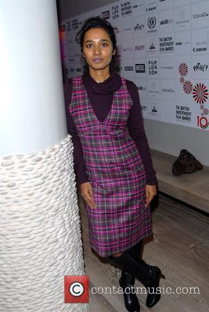 Tannishtha Chatterjee (Actress 'Brick Lane') The British Independent Film Awards 2007 - nominations announced at Haymarket Hotel London, England -...