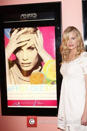 Daryl Hannah Sir Sean Connery presents the 'Career Achievement Tribute Award' at the 4th Annual Bahamas International Film Festival to...