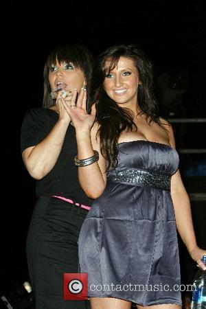 Amy Alexandra 'Big Brother 8' - Grand Finale at Elstree Studios London, England - 31.08.07