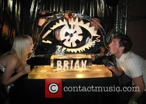 Double space rates apply Amanda Marchant and Liam McGough  Big Brother 8 wrap party held at EGG Nightclub -...