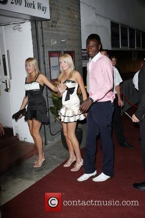 Samantha Marchant, Amanda Marchant, Brian Below Big Brother 8 wrap party held at EGG Nightclub - Arrivals London, England -...