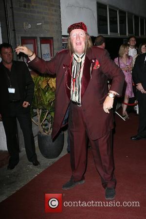 john McCririck Big Brother 8 wrap party held at EGG Nightclub - Arrivals London, England - 03.09.07