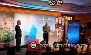 Bill Clinton, Audemars Piguet and Francois - Henry Bennahias