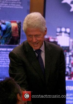 Bill Clinton Former President of United States Bill Clinton joins forces with Audemars Piguet and Francois - Henry Bennahias to...