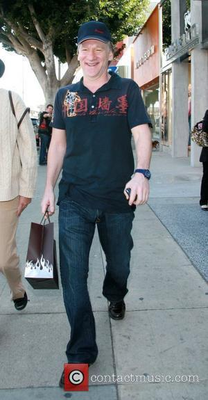 Bill Mahr out on a shopping trip Los Angeles, California - 17.02.08