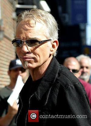 Billy Bob Thornton and David Letterman