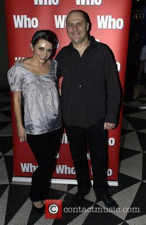 Pia Miranda and husband Luke Hannigan The Australian premiere of Black Balloon Sydney, Australia - 27.02.08