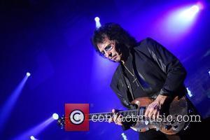 Tony Iommi Black Sabbath perform live at the Cardiff International Arena. Cardiff, Wales - 14.11.07