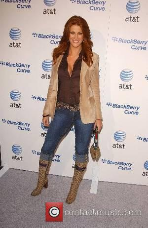Angie Everhart Launch Party for The New BlackBerry Curve from AT&T - arrivals Los Angeles, California - 31.05.07