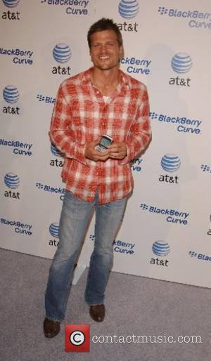 Bailey Chase Launch Party for The New BlackBerry Curve from AT&T - arrivals Los Angeles, California - 31.05.07