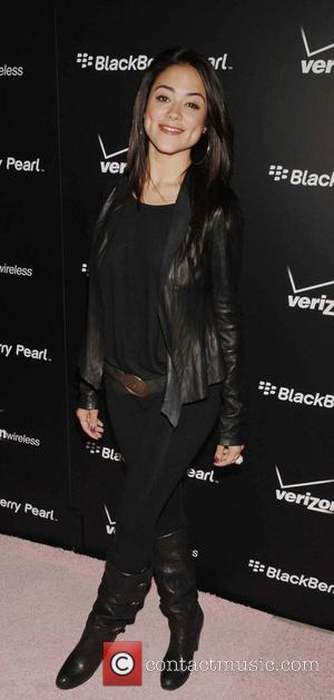 Camille Guaty Launch Party for the new Blackberry Pearl 8130 Smartphone from Verizon held at A+D Studio - Arrivals Los...