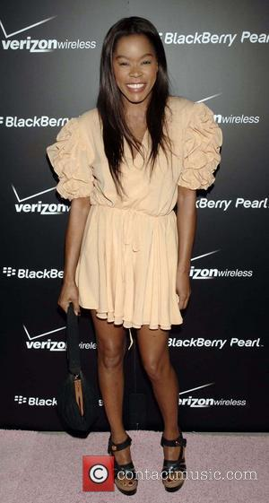 Golden Brooks Launch Party for the new Blackberry Pearl 8130 Smartphone from Verizon held at A+D Studio - Arrivals Los...