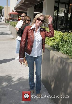 Bo Derek leaves Newsroom after having lunch Los Angeles, California - 16.04.08