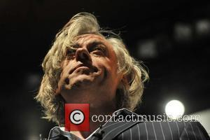 Geldof Returns To Reject Bank Manager