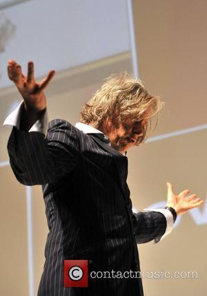 Geldof's Phone Power