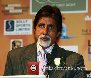 Amitabh Bachchan  at the Bollywood awards press conference at Leeds town hall Leeds, England - 07.06.07