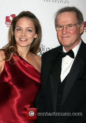 Katharina Harf and Charles Grodin Links for Life gala to benefit DKMS and the Bone Marrow Foundation New York City,...