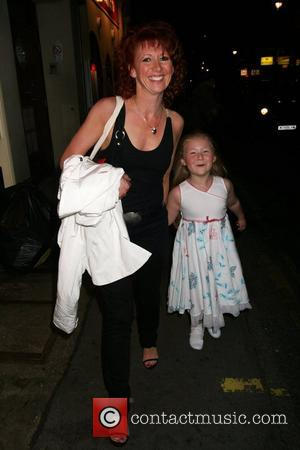 Bonnie Langford Grease Gala night hosted by the winners of 'Grease Is The Word' held at The Piccadilly theatre London,...