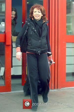 Bonnie Langford  leaving a training session for 'Dancing on Ice' London, England - 26.11.07