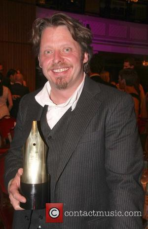 Charley Boorman Galaxy British Book Awards held at the Grosvenor House - Inside London, England - 09.04.08
