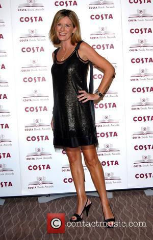 Andrea Catherwood Costa Book of the Year Awards 2007 London, England - 22.01.08