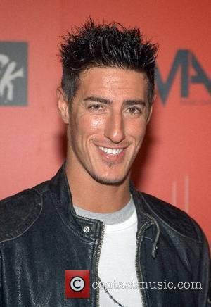 Eric Balfour Launch party for Wes Borland's new Solo Album at the Vanguard Club Hollywood, California - 31.05.07
