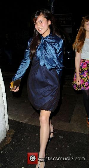 Katie Leung  'Bourne Ultimatum' After Party at Shoreditch House - departures London, England - 15.08.07