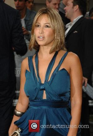 Rachel Stevens The UK film premiere of 'The Bourne Ultimatum' held at The Odeon in Leicester Square - Arrivals London,...