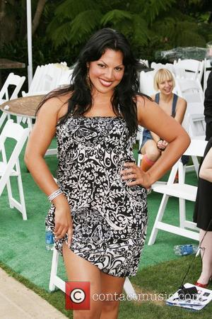 Sara Ramirez Much Love's Bow Wow Wow Animal Rescue Benefit at the Playboy Mansion - Arrivals Los Angeles, California -...