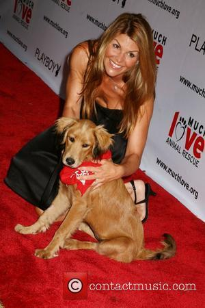 Lori Loughlin Much Love's Bow Wow Wow Animal Rescue Benefit at the Playboy Mansion - Arrivals Los Angeles, California -...
