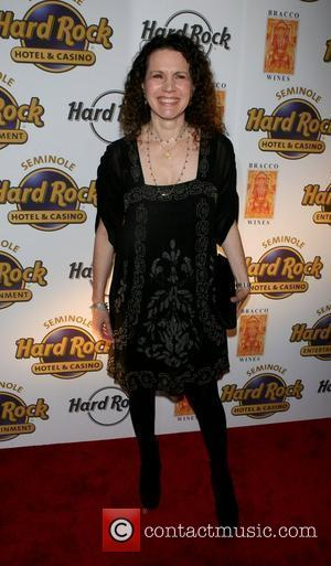 Susie Essman Lorraine Bracco Launches Bracco Wines to the Public  at Hard Rock Cafe in New York New York...