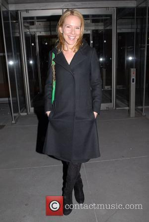 Amy Ryan Times Talks - Breaking Through: Actors Making Their Marks in Film at The Times Center New York City,...