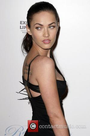 Megan Fox and The Music