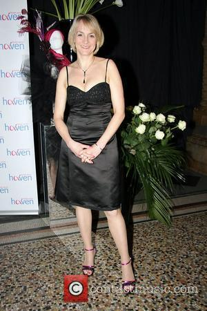 Louise Minchin Breast Cancer Haven's Blush Ball held at the Natural History Museum. London, England - 01.05.08