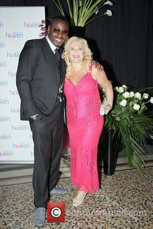 Vanessa Feltz and Ben Ofeudo