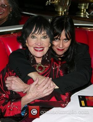 Chita Rivera and Her Daughter Lisa Mordente