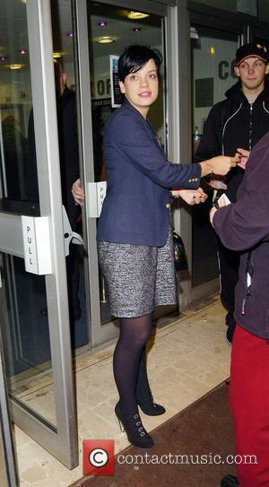 Lily Allen Admits Love For Chunky Men