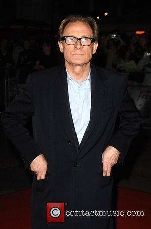 Nighy Eyes Doctor Who Role