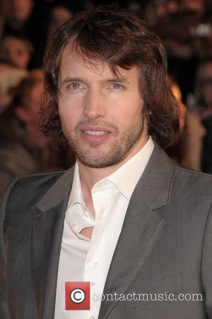 Brit Awards, The Brit Awards 2008, James Blunt