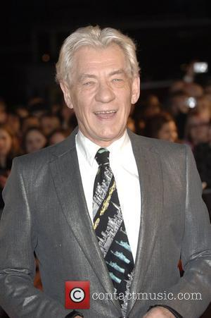 Brit Awards, Ian McKellen, The Brit Awards 2008