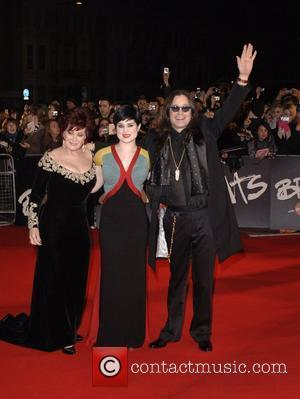 Sharon Osbourne, Kelly Osbourne, Brit Awards, The Brit Awards 2008