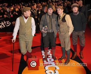 Arctic Monkeys Brit Awards held at Earls Court - Arrivals London, England - 20.02.08