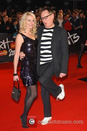 Vic Reeves and Nancy Sorell