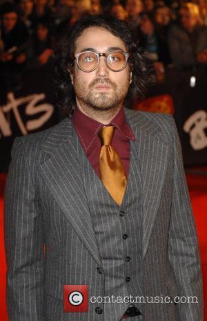 Julian Lennon The Brit Awards 2008 held at Earls Court - Red Carpet Arrivals London, England - 20.02.08